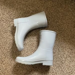 Hunter mid height boots